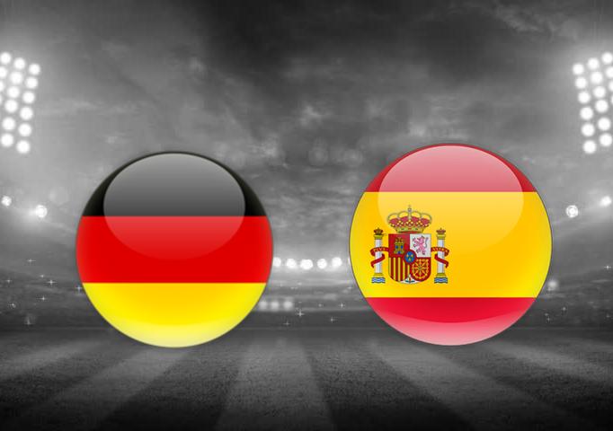 Kết quả hình ảnh cho Đức vs  Tây Ban Nha