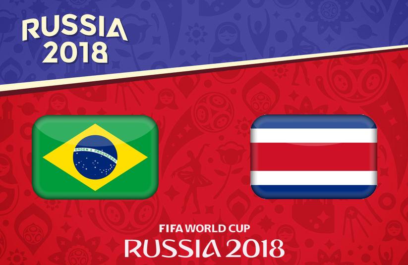 Trandau.net nhận định Brazil vs Costa Rica: Thể hiện đi Selecao