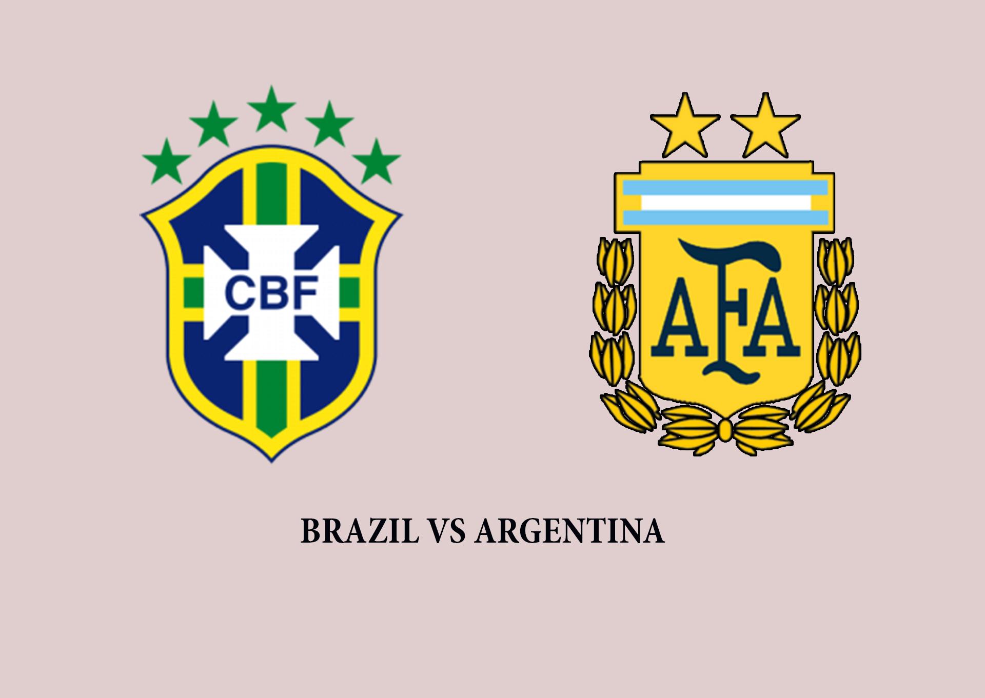 8Live nhận định Brazil vs Argentina: Đả bại hàng xóm