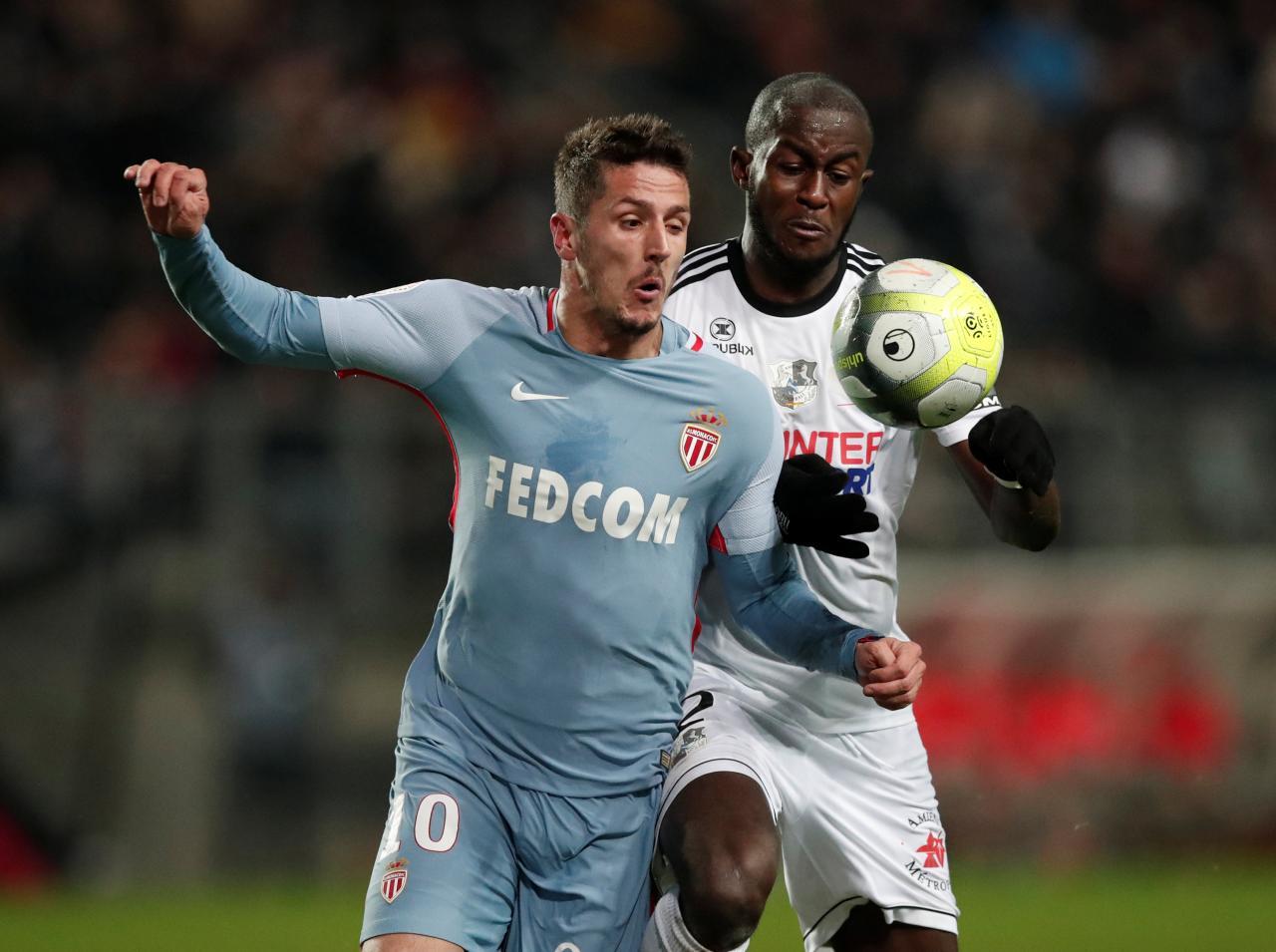 Ligue 1 - Amiens vs Monaco