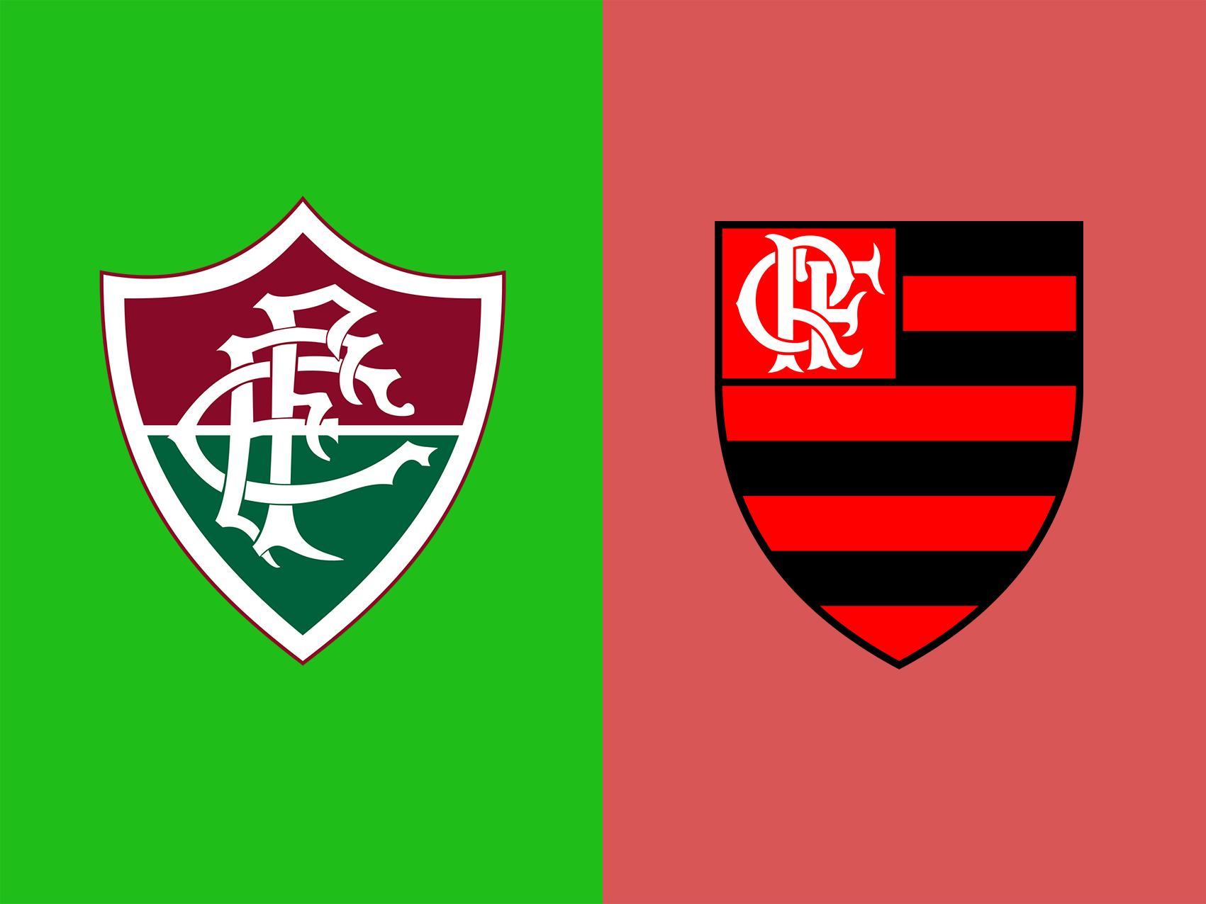 Kết quả hình ảnh cho Fluminense vs Flamengo