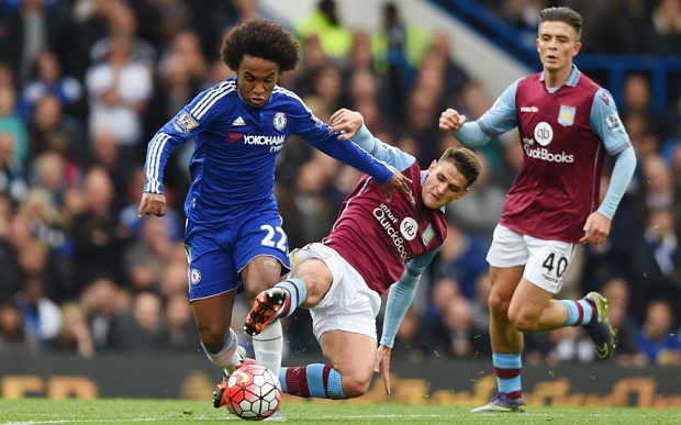 Chelsea v Aston Villa - Barclays Premier League