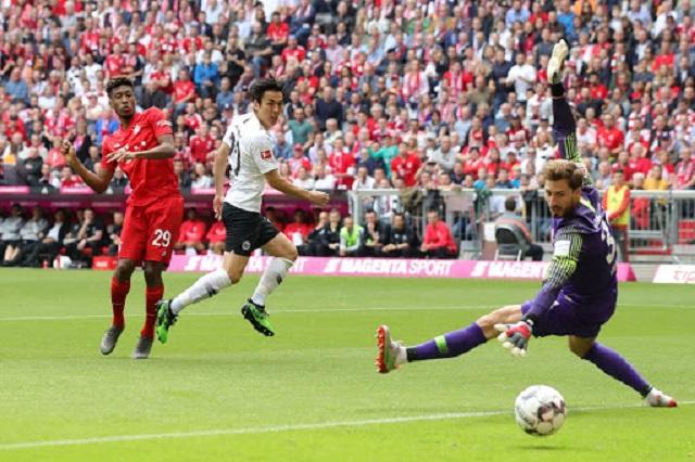 Bayern Munich vs Eintracht Frankfurt (3)