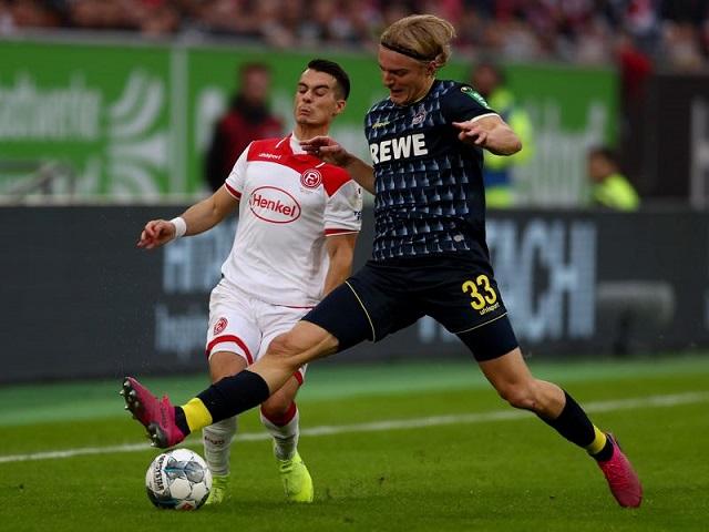 FC Koln vs Fortuna Dusseldorf (3)