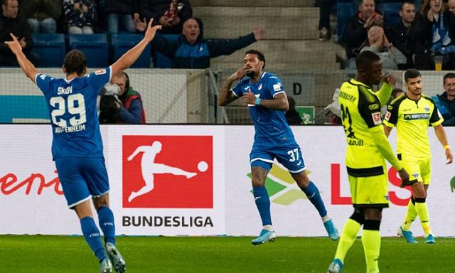 Paderborn vs Hoffenheim (3)
