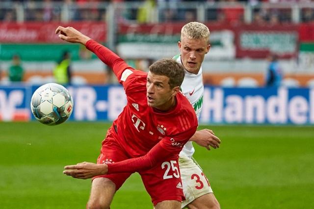Union Berlin vs Bayern Munich- (3)