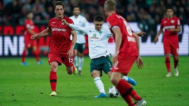 Werder Bremen vs Bayer Leverkusen (3)