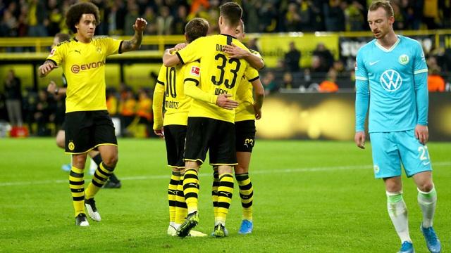 Wolfsburg vs Borussia Dortmund (3)