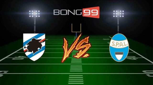 Sampdoria vs SPAL-01