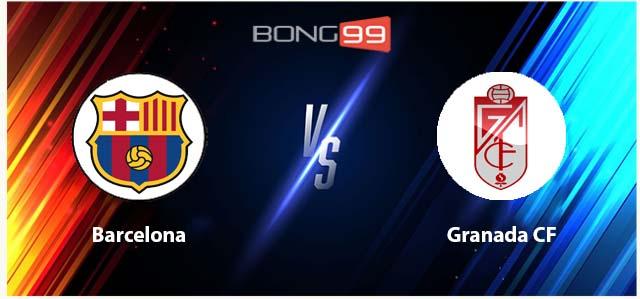 Barcelona vs Granada CF