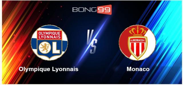 Lyonnais vs AS Monaco