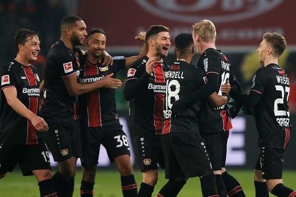 Bayer Leverkusen vs Bayern Munich